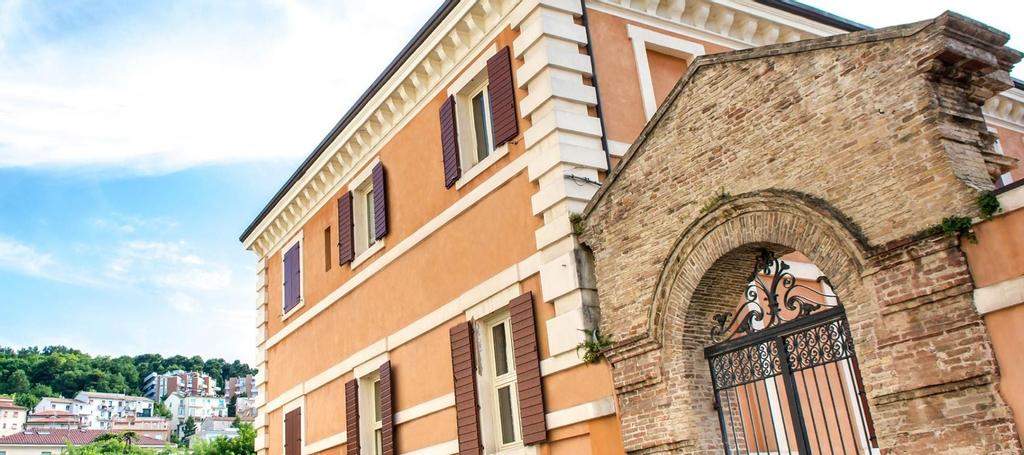 Hotel della Vittoria, Ancona