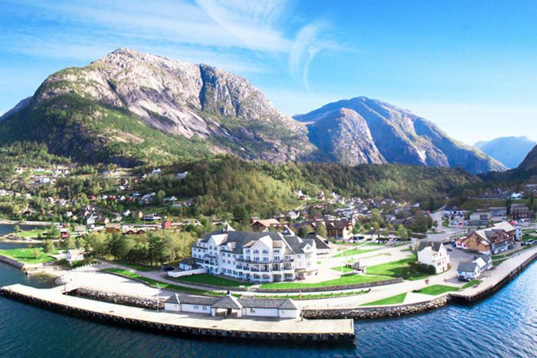 Quality Hotel Voeringsfoss, Eidfjord