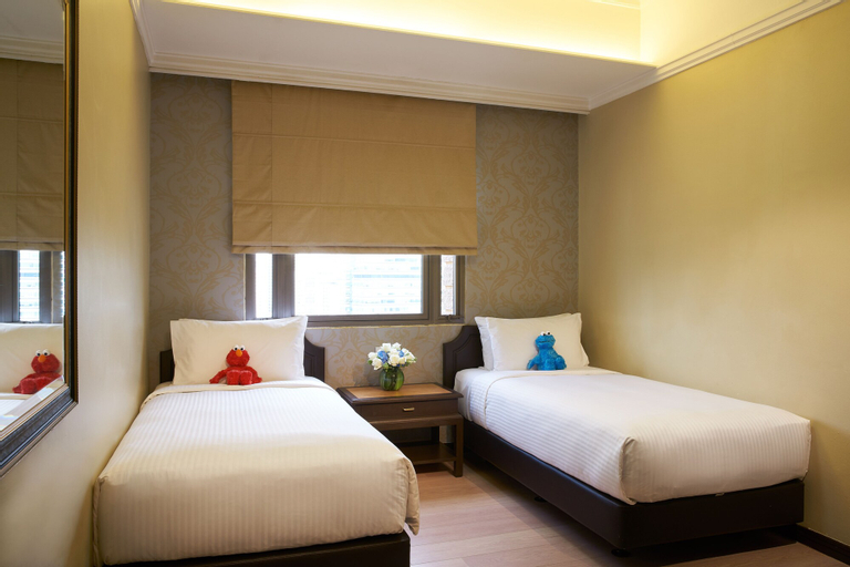 Orchard Parksuites, Orchard