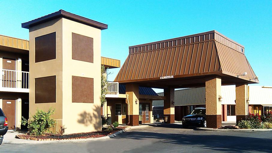 Best Western Red Baron Hotel, Finney