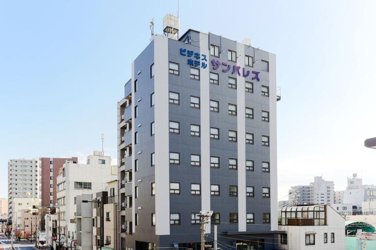 Business Hotel Sun Palace, Arakawa