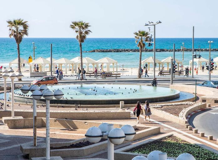 Miami Beach Hotel Tel Aviv,