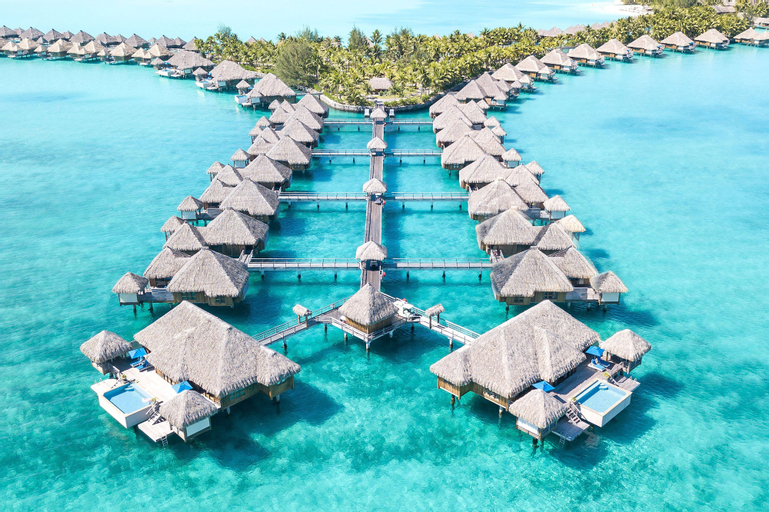 The St. Regis Bora Bora Resort,