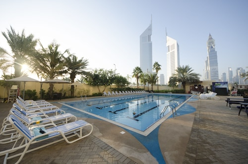 The Apartments Dubai World Trade Centre,