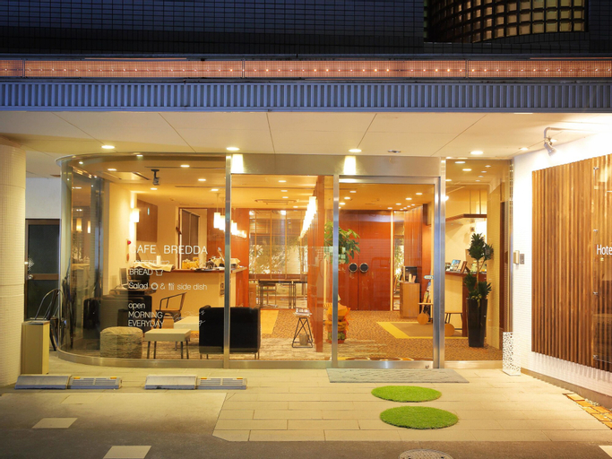 Hotel AreaOne Kochi, Kōchi