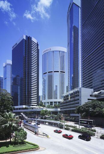 Conrad Hong Kong, Central and Western