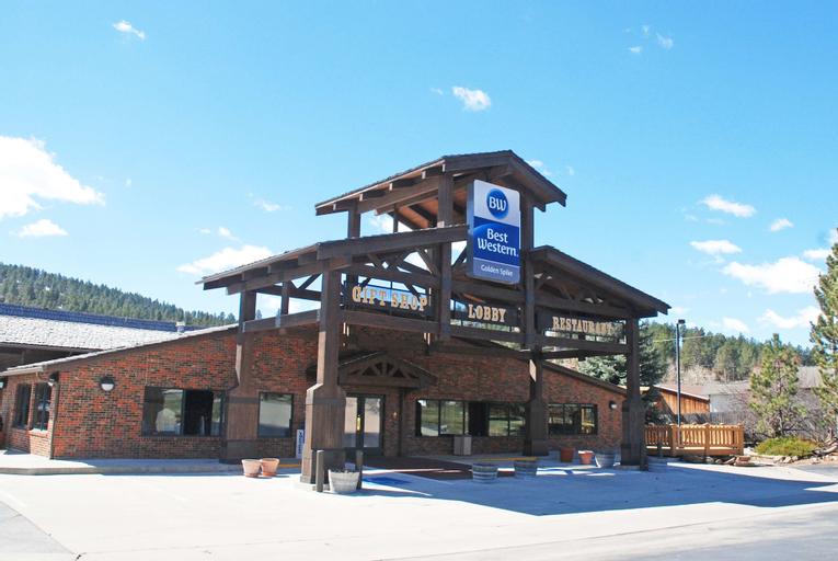 Best Western Golden Spike Inn & Suites, Pennington