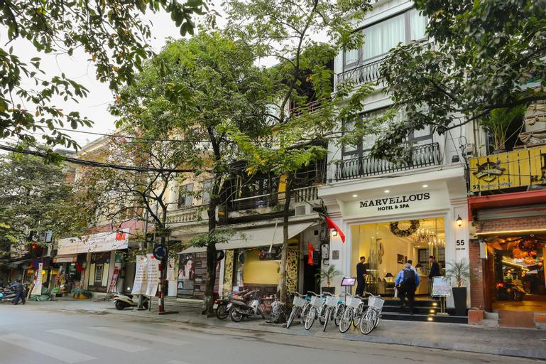 Hanoi Marvellous Hotel & Spa, Hoàn Kiếm