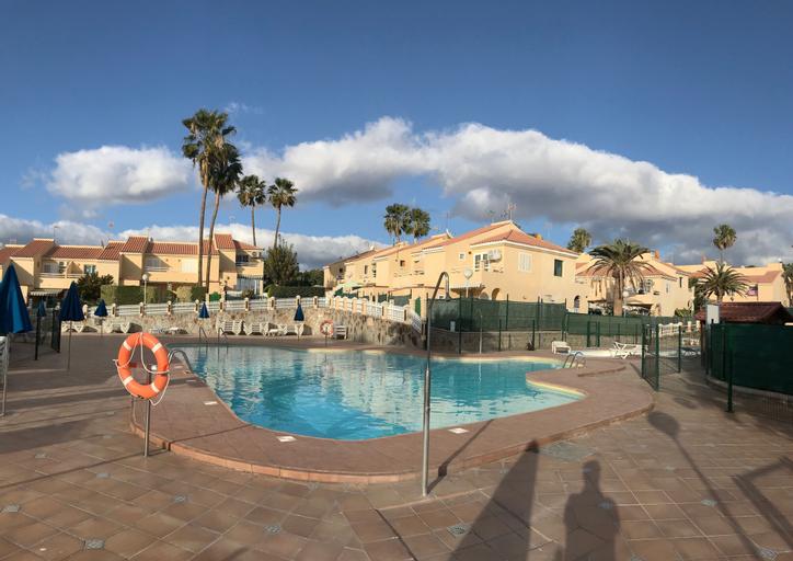 Sonemar complex with pool, Las Palmas