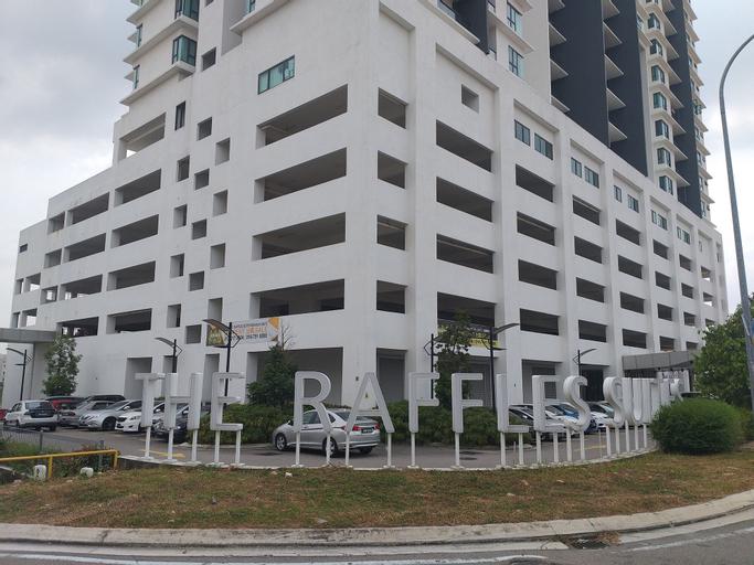 Raffles Suites Homestay, Johor Bahru