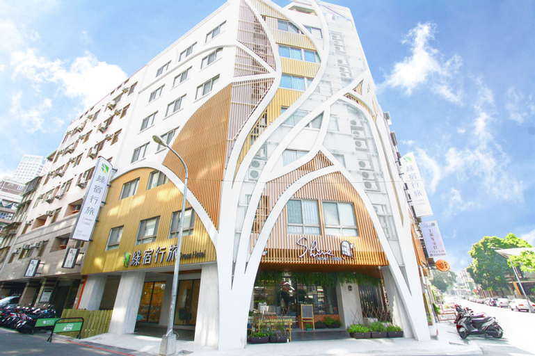 Green Hotel - West District, Taichung