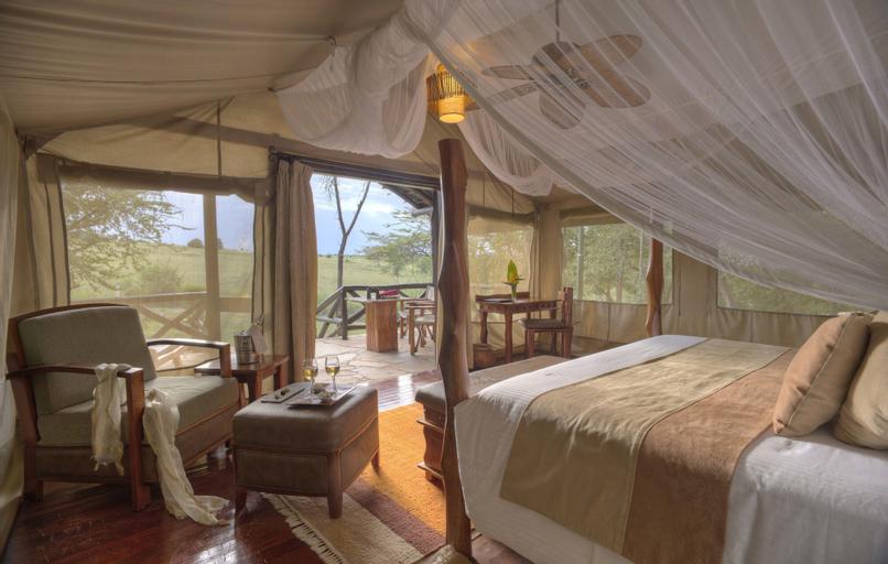 Sarova Mara Game Camp, Narok West