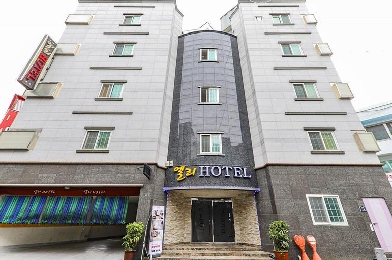 Tongyeong Eli Motel, Tongyeong