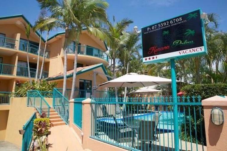 Karana Palms Resort, Surfers Paradise