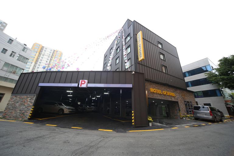 HOTEL Yeogiuhtte Gwangju Baek Un, Gwangsan