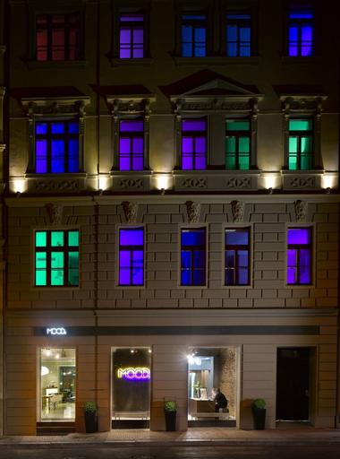 MOODs Boutique Hotel, Praha 7