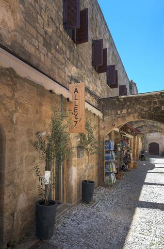 Alley 7, South Aegean