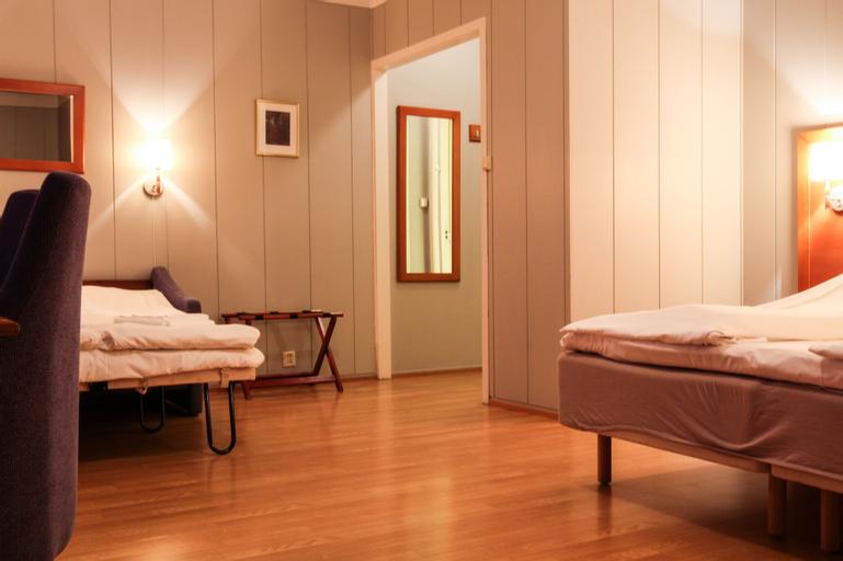 Horten Budget Hotel, Borre