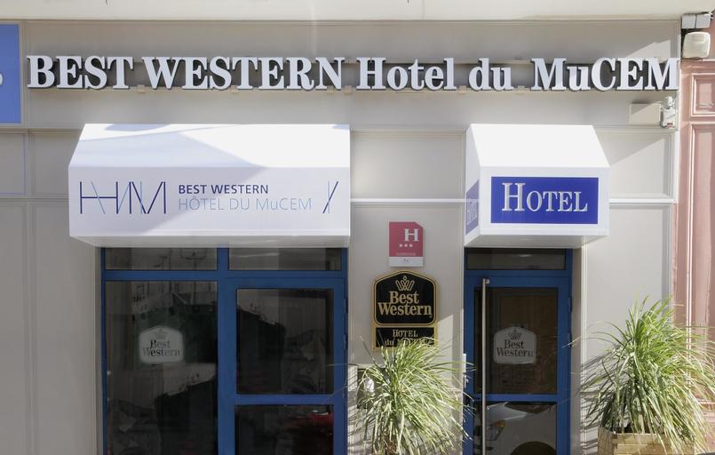 Best Western Hotel du Mucem, Bouches-du-Rhône