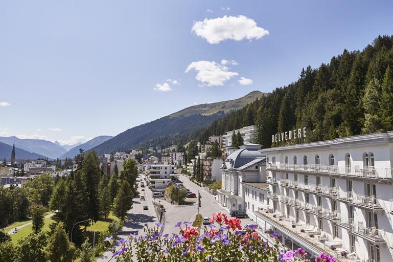 Steigenberger Grandhotel Belvedere, Prättigau/Davos