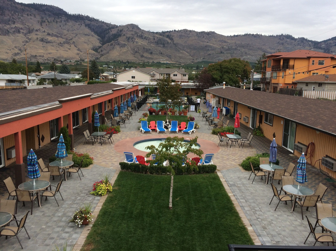 Sahara Courtyard Inn, Okanagan-Similkameen
