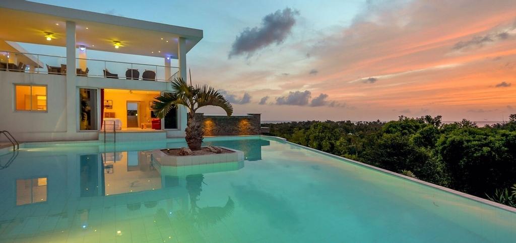 Villa Grand Bleu,