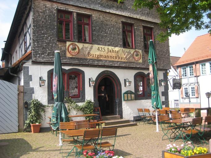 Burgmannenhaus, Main-Kinzig-Kreis