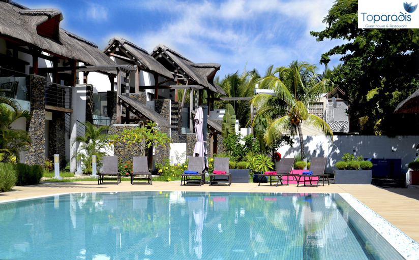 Toparadis Guest House,