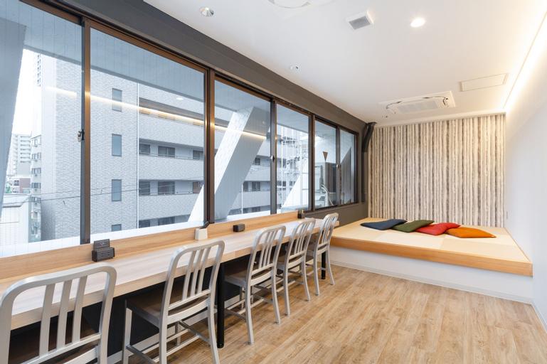 Honjin Hostel, Osaka