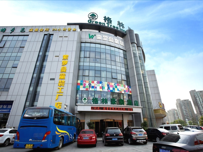 Greentree Inn Suzhou Qimen North Street Likou Hotel, Suzhou