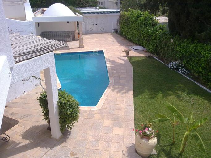 Villa With 4 Bedrooms in Hammamet, With Private Pool and Enclosed Garden, Hammamet