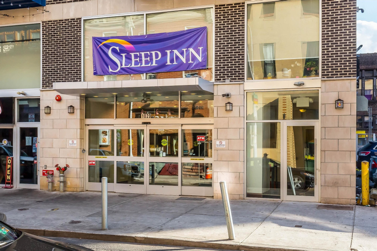 Sleep Inn Center City, Philadelphia