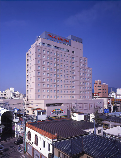 Kofu Washington Hotel Plaza, Kōfu