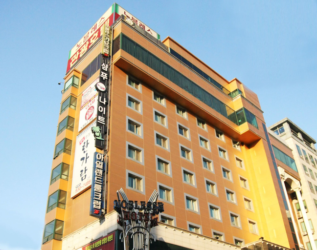 Noblesse Hotel, Dobong