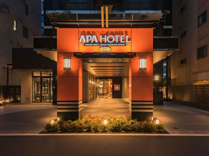 APA Hotel Higashi-Umeda Minami-morimachi-Ekimae, Osaka