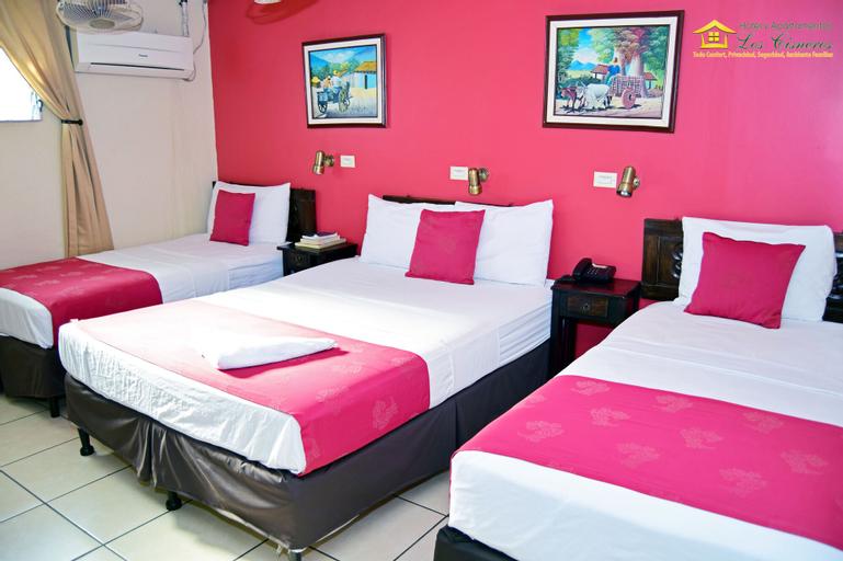 Hotel Los Cisneros, Managua