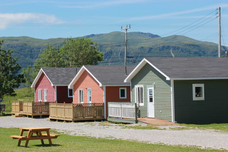 Burnt Hill Cottages, Division No. 9
