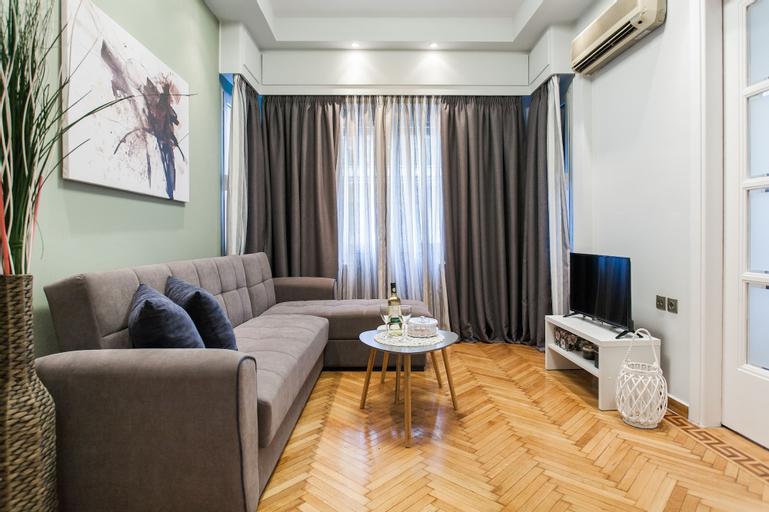 Syntagma Apartments by Livin Urbban, Attica