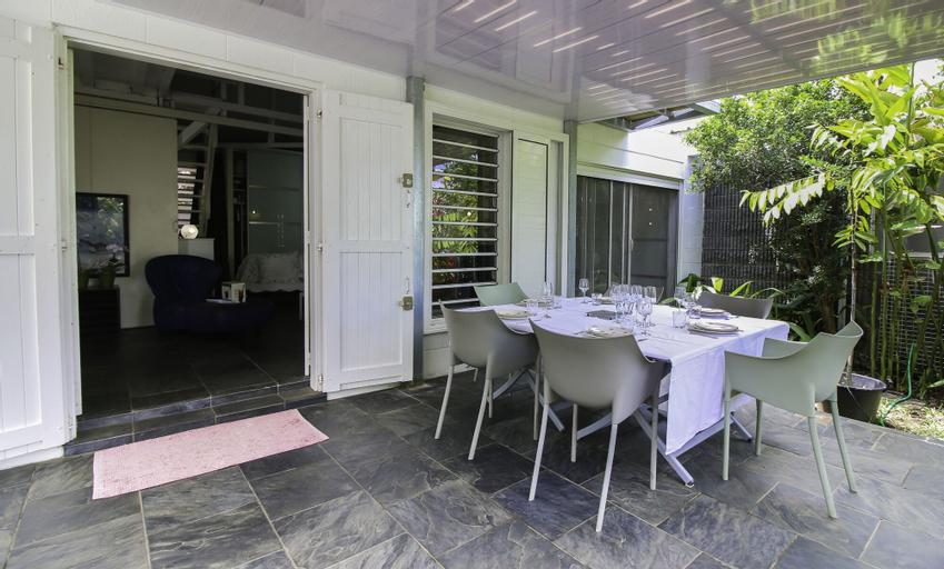 Villa Le Manguier, Saint-Paul