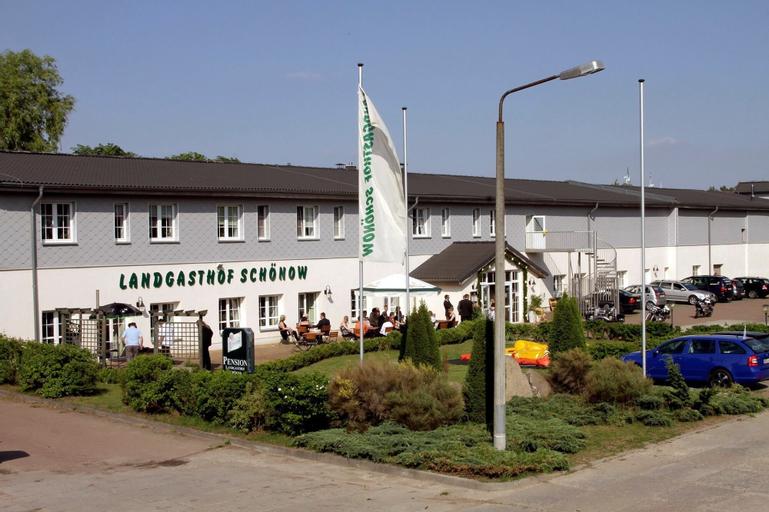 Landgasthof Schönow, Uckermark