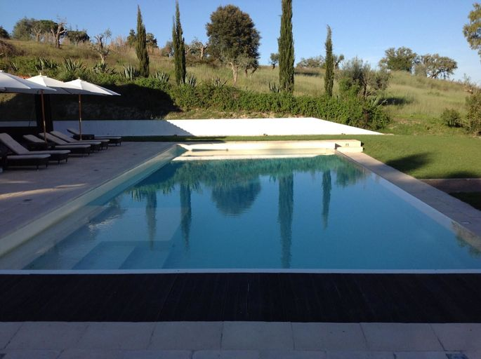Villa With one Bedroom in Mora, With Private Pool, Furnished Terrace a, Mora