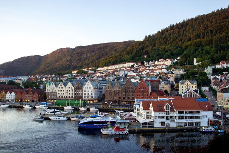 Magic Hotel Kløverhuset, Bergen