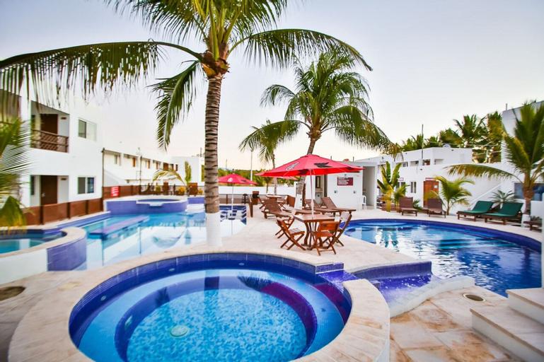 Playa Plana Hotel, Chiquimulilla
