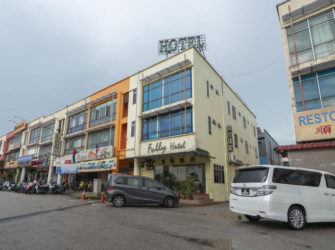 Fully Hotel Desa Tebrau, Johor Bahru