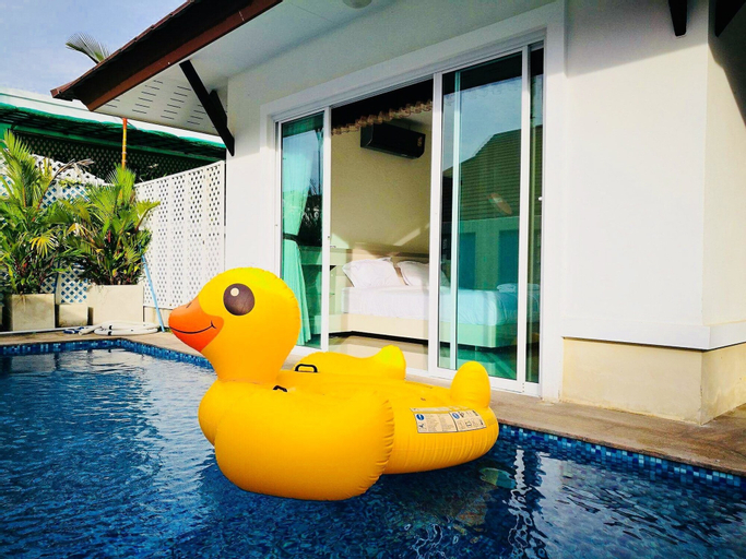 M Tropical Villa - East Pattaya, Bang Lamung