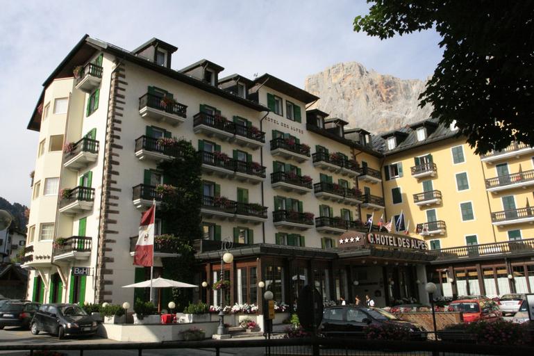Grand Hotel des Alpes, Trento