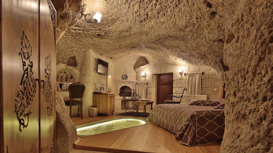 Harman Cave Hotel, Merkez