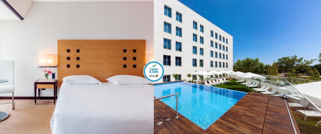 Hotel Lux Fatima, Ourém
