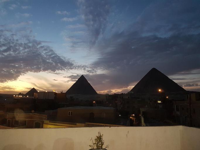 Cozy Studios Pyramids View, Al-Ahram