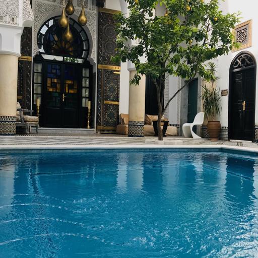Riad Maison Bleue And Spa, Fès